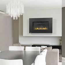 napoleon plazmafire ventless wall fireplace
