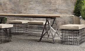 industrial style outdoor furniture. awesome retro style outdoor furniture and delighful industrial made modern loft t