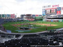 Specific Seatgeek Washington Nationals Park Seating Chart