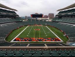 Paul Brown Stadium Section 226 Seat Views Seatgeek