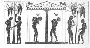 Медицина в Древней Греции Александрии и Древнем Риме Высочайший внутренний расцвет античной Греции подъем древнегреческого искусства науки философии и культуры был в v веке до н э