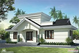 nano home plan and elevation in square feet kerala home