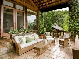 the porch furniture. Wicker Furniture On Porch The Porch Furniture