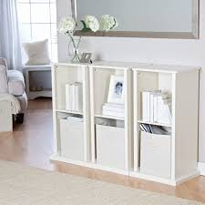 ikea storage cubes furniture. simple ikea the caldwell stackable vertical bookcase  vanilla need a handy storage  unit look no further than bookcase for ikea storage cubes furniture e