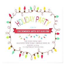 Company Holiday Party Invitation Wording Office Ideas Sulg Pro