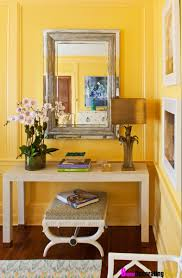 images of yellow rooms | Sunny yellow walls painting how to decorate suzy q  better decorating. Yellow InteriorInterior ...