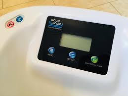 Aquascale 3 in 1 Baby Bath Tub with scale and temp control (South ...