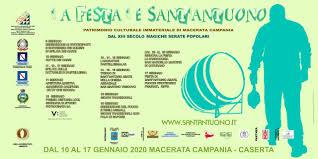 FESTA DI SANT'ANTONIO ABATE, il 17 Gennaio a MACERATA ...