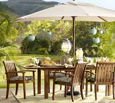 Extending Outdoor Dining Table Chatham Rectangular Extending Dining Table Pottery Barn Au