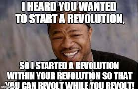 The French Revolution in a Nutshell. - Imgflip via Relatably.com