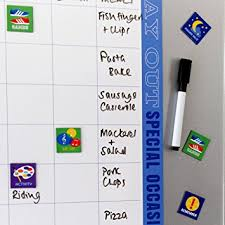 Wipe Clean Memo Board Amazing 32%OFF Organised Mum Magnetic Family Organiser Week To View Memo