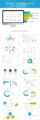 format of presentation of project project management presentation template project management project