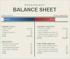 Balancesheet Template 9 How To Create A Balance Sheet In Excel Proposal Agenda