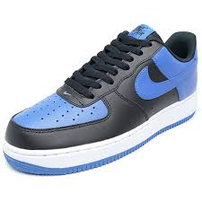 nike shoes air force blue. high quality nike air force 1 low royal j-pack af1 black star blue white 820266 010 mens casual shoes sneakers l