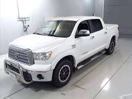 Buy/import TOYOTA TUNDRA (2014) to Kenya from Japan auction