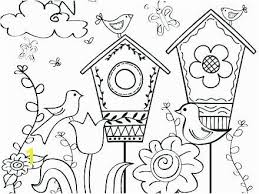 Free Printable Spring Coloring Pages Inspirational Spring Printable