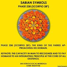 Sabian Symbols Phase 238 Scorpio 28 Degrees Astrology