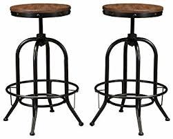 Amazon Ashley Furniture Signature Design Pinnadel Bar Stool