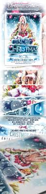 christmas event flyers templates christmas event flyer template by yaniv k graphicriver