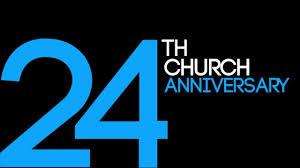 24th Church Anniversary Teaser