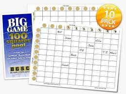 Best Photos Of 100 Square Game Card Template 100 Square