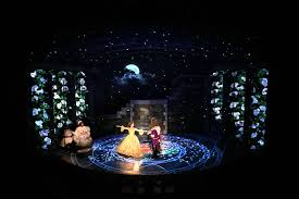 Beauty And The Beast Musical Set Design Czerton Lim Set Design Disneys Beauty And The Beast