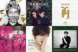 Weekly K Pop Music Chart 2015 February Week 2 Kissasian