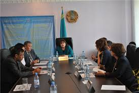 on meeting round table the questions of registration of immovable property opening of enterprises were considered to efficiency of legislation in the