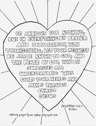 Philippians 4 6 7 Printable Coloring