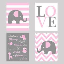 baby named adorable pictures striped wave pink and white colour cute owl giraffe bird with elephant wall art  on baby elephant wall art for nursery with wall art lastest decor about elephant wall art nursery elephant