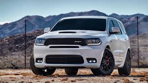 The 2018 Dodge Durango SRT Is A Minivan With A 0-60 Time You Can ...