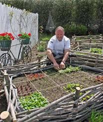 garden bed edging ideas woohome 15