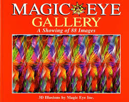 Magic Eye Gallery: A Showing of 88 Images by Cheri Smith   Paperback    Barnes & Noble®