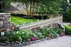 Relaxing front yard fence remodel ideas Deck Relaxing Front Yard Fence Remodel Ideas For Your Home 35 Homystyle 36 Relaxing Front Yard Fence Remodel Ideas For Your Home Homystyle