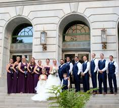Downtown Orlando Wedding of Courtney & Wesley McLaughlin— Orange Count