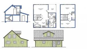 Small House Plans With Loft Bedroom House Plans Loft Style Small House Plans With Loft Custom Small