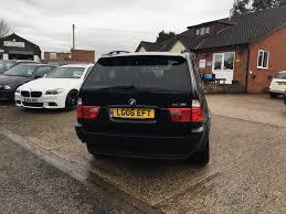 Used 2006 BMW X5 D Sport for sale in Ipswich Suffolk | Hemingstone ...
