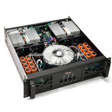 Paroyal Audio Power Amplifiers 4 Ch Model H4800 Circuit Type Class H  Professional Amplifier - Buy Class H Power Amplifier,High Quality Power  Amplifier,4 Channel Amplifier Product on Alibaba.com