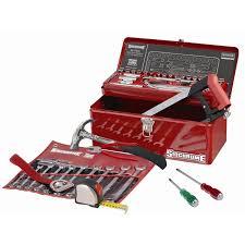 sidchrome 66 piece tool kit bunnings