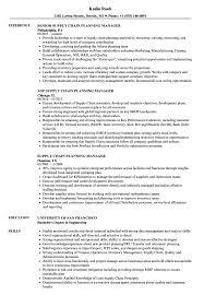 Sample Resume Of Supply Chain Manager Supply Chain Planning Manager Resume Samples Velvet Jobs 19