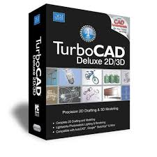 Turbocad Comparison Chart Turbocad Deluxe 17 Complete Set Of 2d 3d Drafting Design