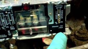 dual pressure switch replacement youtube square d pressure switch installation instructions at Pressure Control Switch Wiring Diagram