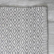 cute white patterned rug for your home design diamond pattern rug awesome stria view all