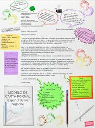 carta de negocios c1 c2 español de los negocios modelo de carta formal asunto