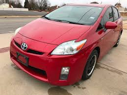 2010 Used Toyota Prius 5dr Hatchback III at Best Choice Motors ...