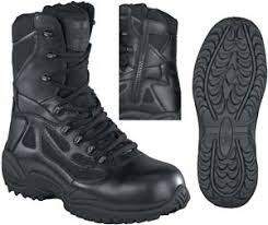 reebok tactical boots. reebok black stealth swat 8\ tactical boots