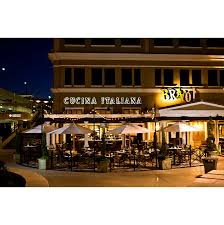 "BRAVO Cucina Italiana at the Mercato in Naples, Florida Recently Named One  of OpenTable's ""The Top 100 Hot Spot Restaurants in America"" for 2017"