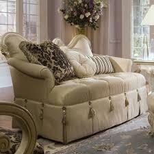 Michael Amini Living Room Furniture Michael Amini Lavelle Sofa And Settee Set Reviews Wayfair