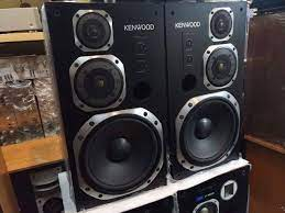 Loa Bãi Kenwood LS-990A (BASS 33) âm Thanh Cực Sang