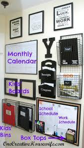 Kitchen Message Center 17 Best Ideas About Family Message Center On Pinterest Family